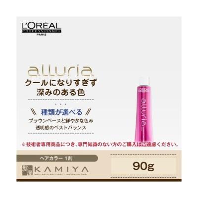 ロレアル プロフェッショナル アルーリア ファッション 第1剤 90g【トープグレージュ】