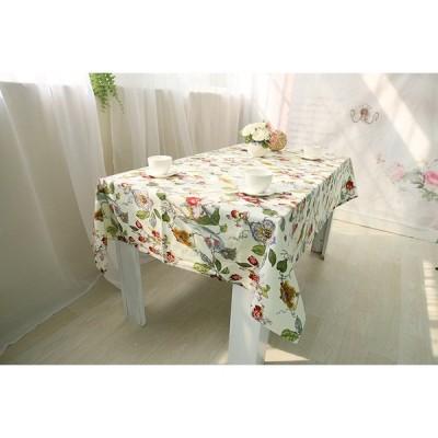 テーブルクロス ダイニング 食卓 撥水 洗濯可能 大きいサイズ おしゃれ モダン 手芸 豪華生地 |北欧絵柄高級テーブルクロス|2t47