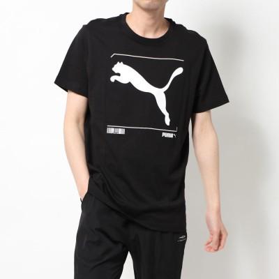 プーマ PUMA メンズ 半袖Tシャツ NU-TILITY グラフィックTシャツ 581552