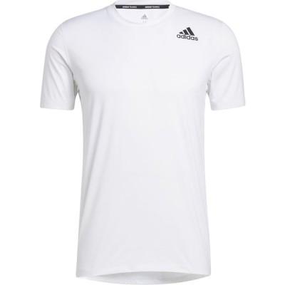 アディダス テックフィット コンプレッション 半袖Tシャツ(ホワイト・サイズ:J/ XO) adidas ADJ-47888-GL9890J/ XO 返品種別A