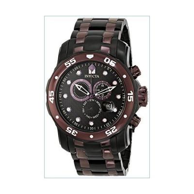 Invicta Men's 17317 Pro Diver Analog Display Swiss Quartz Black Watch並行輸入品
