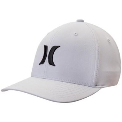 ハーレー メンズ 帽子 アクセサリー Hurley Primary One & Only Performance Flex Hat Graphite