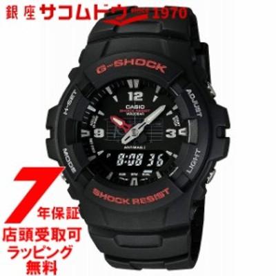 カシオ CASIO 腕時計 G-SHOCK ジーショック STANDARD BASIC G-100-1BMJF メンズ[4971850672999-G-100-1BMJF]