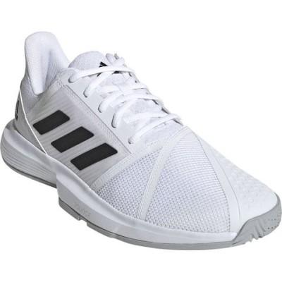 アディダス adidas テニスシューズ メンズ CourtJam Bounce EF2480 フットウェアWHT/コア(-) 270