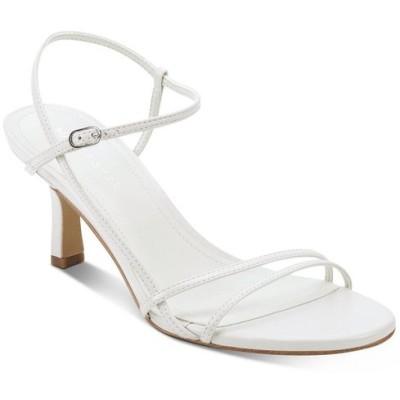 マーク フィッシャー Marc Fisher レディース サンダル・ミュール シューズ・靴 Quinne Barely-There Sandals Ivory