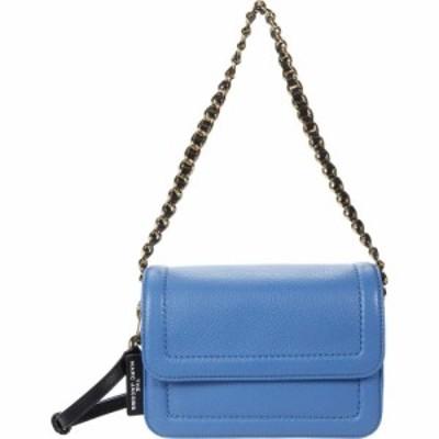 マーク ジェイコブス Marc Jacobs レディース ショルダーバッグ バッグ The Mini Cushion Bag Coastal Blue