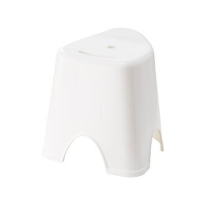 IKEAスツールGRUMLANホワイト送料¥750!代引き可