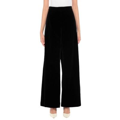 ゴート GOAT パンツ ブラック 8 コットン 99% / ポリウレタン 1% パンツ