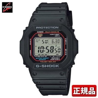 カシオ Gショック ジーショック CASIO G-SHOCK メンズ GW-M5610U-1JF ソーラー 電波時計 カレンダー ウレタン デジタル 黒 ブラック 国内正規品