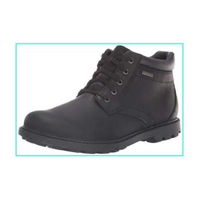 【新品】Rockport Men's Rugged Bucks Boot, Black Waterproof, 11.5 M(並行輸入品)