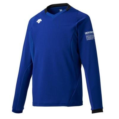 メール便OK DESCENTE(デサント) DSS-5910 メンズ 長袖ライトゲームシャツ バレーボール プラクティスウェア ユニセックス