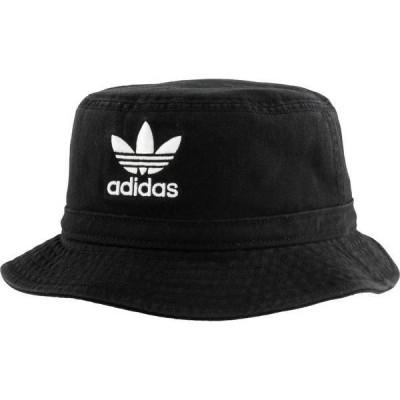 アディダス メンズ 帽子 アクセサリー adidas Originals Adult Washed Bucket Hat