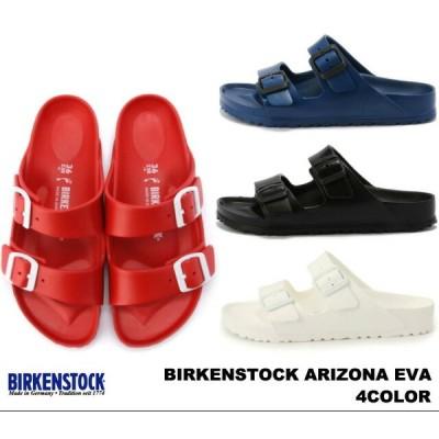 ビルケンシュトック アリゾナ EVA レディース サンダル ブラック ネイビー ホワイト レッド BIRKENSTOCK Arizona EVA 129423/BLACK 129433/NAVY 129443/WHITE …