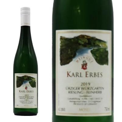 ユルツィガー・ヴュルツガルテン ファインヘルプ 2019年 カール・エルベス 750ml (ドイツ 白ワイン)