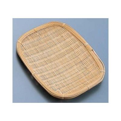 竹 天ぷら皿 ヒゴ角長皿 14-579(8-2126-1801)