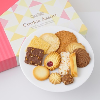 【素材を生かした洋菓子ブランド・マイネローレン】クッキーアソート MCA-20