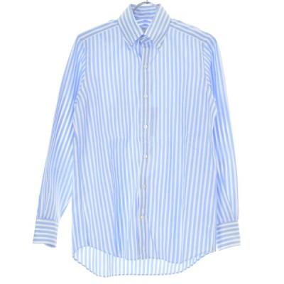 TOMORROWLAND / トゥモローランド 18SS PILGRIM ストライプ柄ドレスシャツ 長袖シャツ