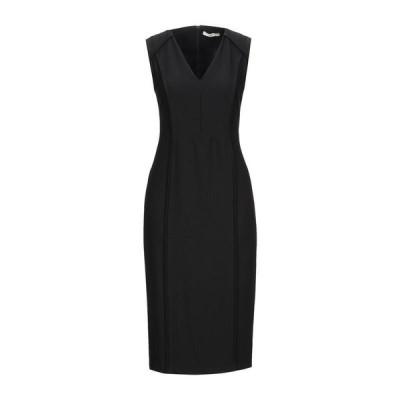 SEVENTY SERGIO TEGON 10 COLLECTION チューブドレス  レディースファッション  ドレス、ブライダル  パーティドレス ブラック