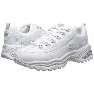スケッチャーズ レディース スニーカー シューズ Premiums White
