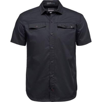 ブラックダイヤモンド メンズ シャツ トップス Benchmark Short-Sleeve Shirt