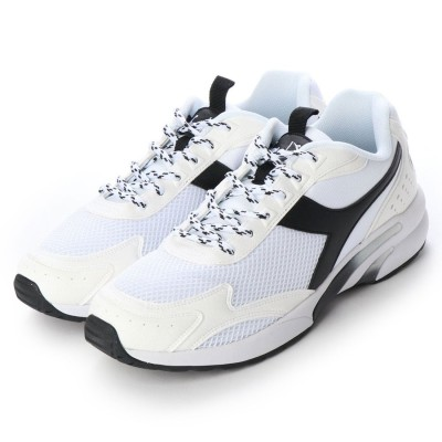 ディアドラ Diadora DISTANCE 280 (OPTICAL WHITE/BLACK)