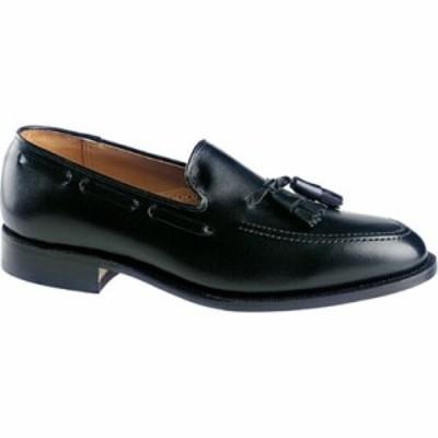 ジョンストン&マーフィー 革靴・ビジネスシューズ Deerfield II Black Smooth European Calf