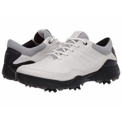 エコー スニーカー シューズ メンズ Golf Strike 2.0 White
