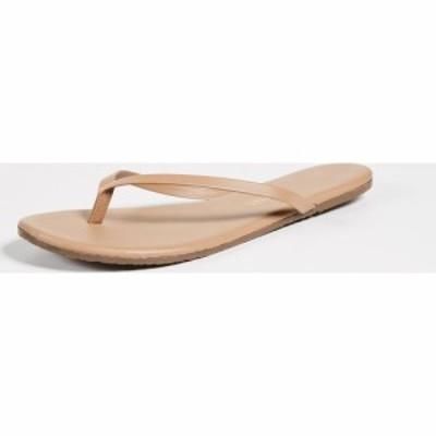 ティキーズ TKEES レディース ビーチサンダル シューズ・靴 Foundations Flip Flops Cocoa Butter
