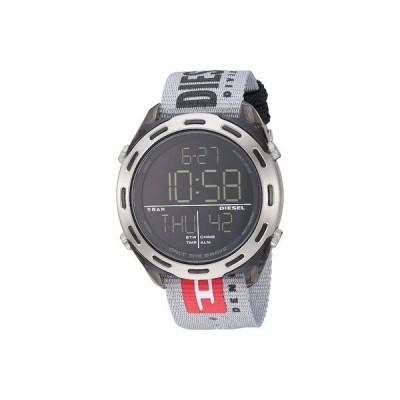 ディーゼル 腕時計 アクセサリー メンズ Crusher Digital - DZ1894 Gray