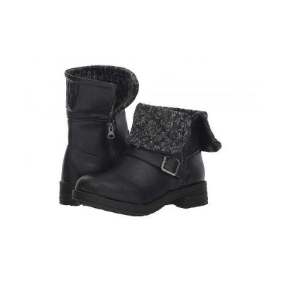 UNIONBAY ユニオンベイ レディース 女性用 シューズ 靴 ブーツ アンクル ショートブーツ Engineer - Black