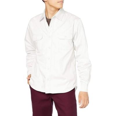 [ユナイテッドアスレ] シャツ T/Cワークロングスリーブシャツ 177301 オフホワイト 日本 XXXL (日本サイズ3L相当)