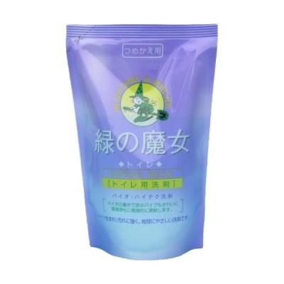 ミマスクリーンケア 緑の魔女 トイレ用 詰め替え 360ML トイレ用洗剤