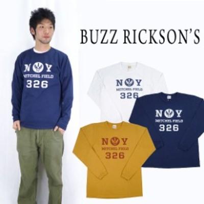 バズリクソンズ Buzz Rickson's Tシャツ 長袖 ロンT U.S.AIR FORCE