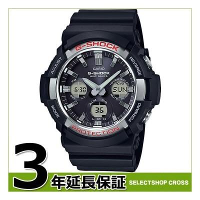 【3年保証】 CASIO カシオ G-SHOCK ジーショック 電波 時計ソーラー メンズ 腕時計 GAW-100-1AJF GAW-100-1A 国内モデル おしゃれ ポイント消化