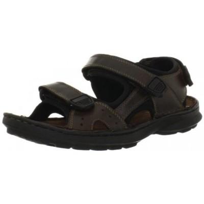 メンズサンダル クラークス カジュアル Clarks Swing Away Men Open Toe Leather Sport Sandal 正規輸入品
