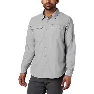 コロンビア Columbia メンズ シャツ トップス Silver Ridge2.0 LS Shirt Columbia Grey