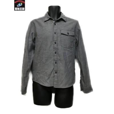 patagonia パタゴニア L/Sシャツ (XXS)[▼]