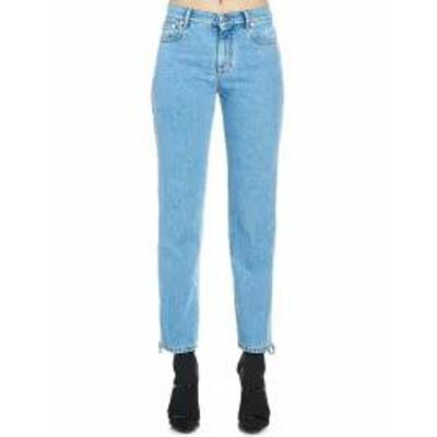 MSGM レディースパンツ MSGM Jeans Blue