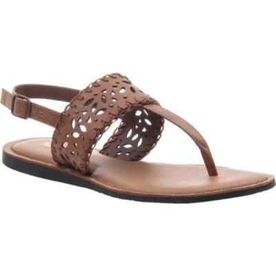 マデライン Madeline レディース サンダル・ミュール トングサンダル シューズ・靴 Icon Thong Sandal Dark Brown Synthetic