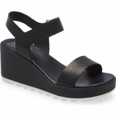ソレル SOREL レディース サンダル・ミュール ウェッジソール シューズ・靴 Cameron Wedge Sandal Black