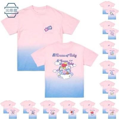 新品 BTS(防弾少年団) BT21 Dream of Baby Tシャツ BTS グッズ 服 半袖 打歌服 周辺応援服 グッズ レディース メンズ 男女兼用 春夏Tシャツ 韓流グッズ