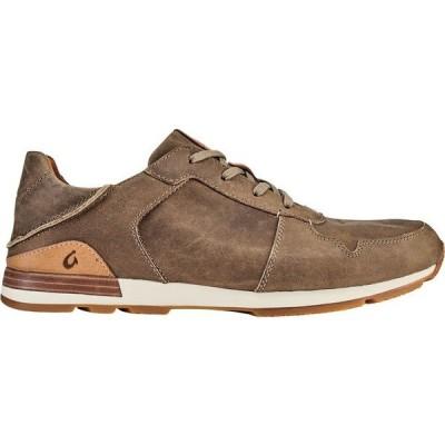 オルカイ スニーカー シューズ メンズ OluKai Men's Huaka'i Li Shoes Clay