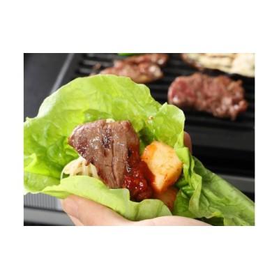 K16_0007 <宮崎県産黒毛和牛 カルビ焼肉用700gと焼肉のたれセット>
