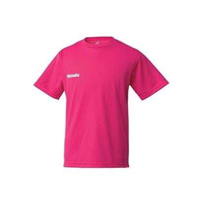 ニッタク(Nittaku) ドライTシャツ NX-2062 20 ピンク L