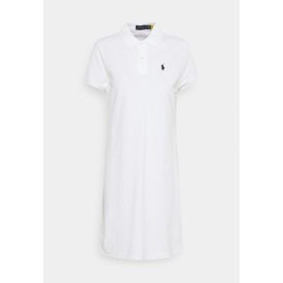 ラルフローレン レディース ワンピース トップス BASIC - Day dress - white white