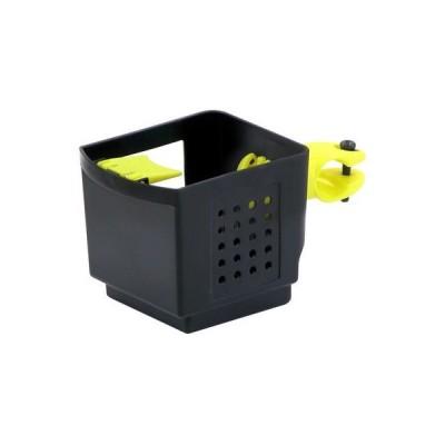 【納期目安:1週間】オージーケー技研(OGK) OTM-18110 ドリンクホルダー PBH-003 黒黄 (OTM18110)