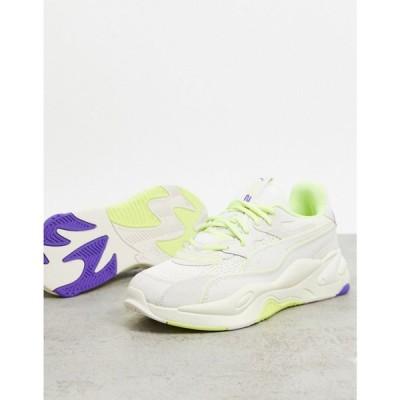 プーマ Puma メンズ スニーカー シューズ・靴 RS-2K Future Mutant in off white ウィスパーホワイト