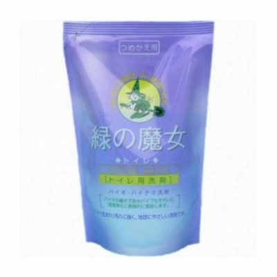 三宝 緑の魔女トイレ詰替用360ML 日用品 日用消耗品 雑貨品(代引不可)
