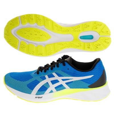 アシックスシューズ ロードブラスト ROADBLAST RX 1011A992.400 ジョギング マラソンブルー