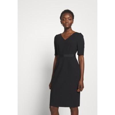 エルケーベネット レディース ワンピース トップス DR ISLA - Shift dress - black black
